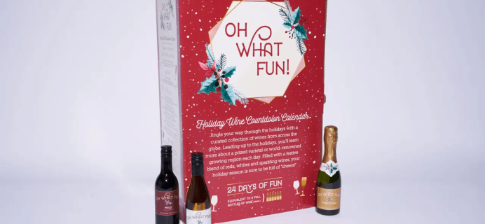 2019 Kroger Wine Advent Calendar Coming Soon!