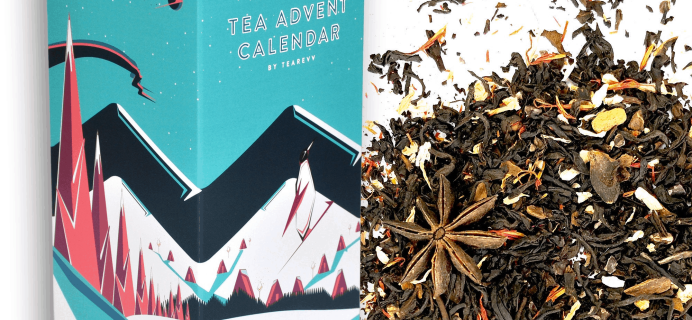2019 Tea Revv Advent Calendar Available Now + Full Spoilers!