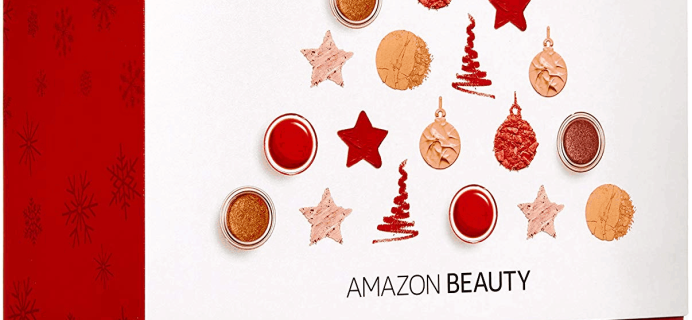 Amazon UK Beauty Advent Calendar 2019 Available Now + Full Spoilers!