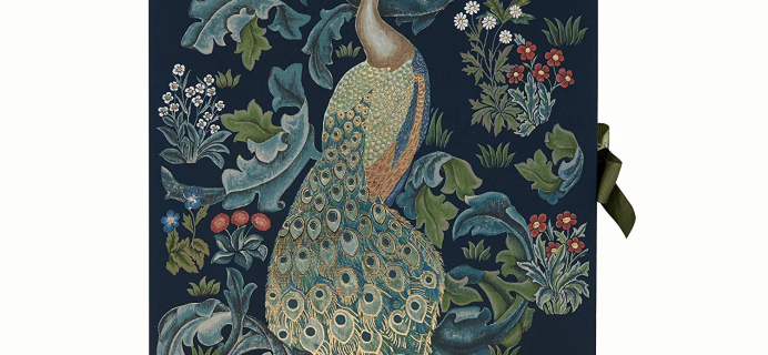 William Morris & Co. Beauty Advent Calendar 2019 Available!