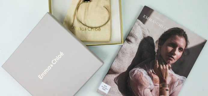 Emma & Chloe September 2019 Subscription Box Review