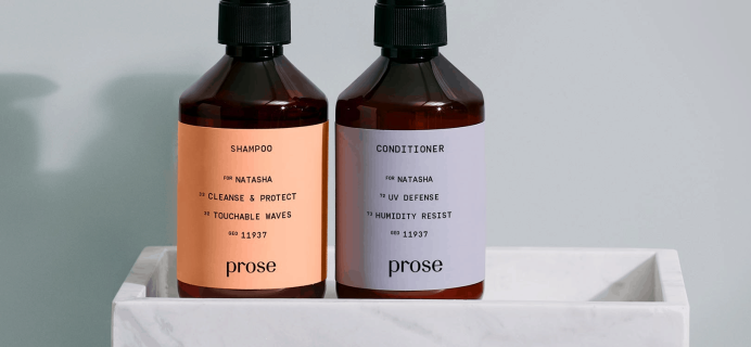 Prose Custom Hair Care – Review?