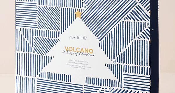 Anthropologie 2019 Capri Blue Advent Calendar Available Now + Spoilers!