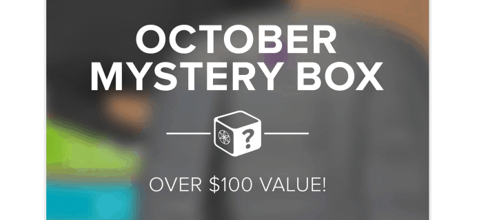 Gaiam Fall 2019 Mystery Box Available Now + Coupon!
