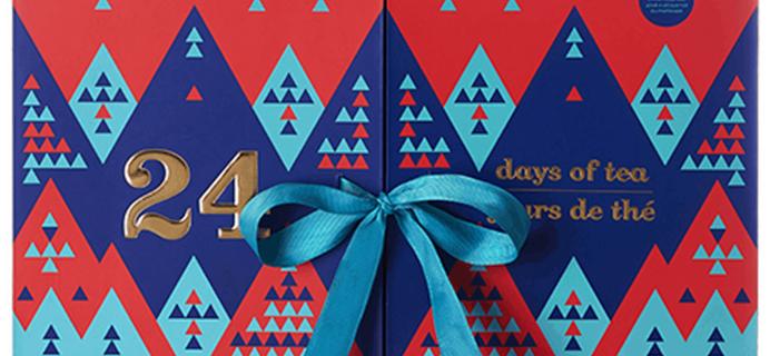 2019 David's Tea Advent Calendar Available Now + Full Spoilers!