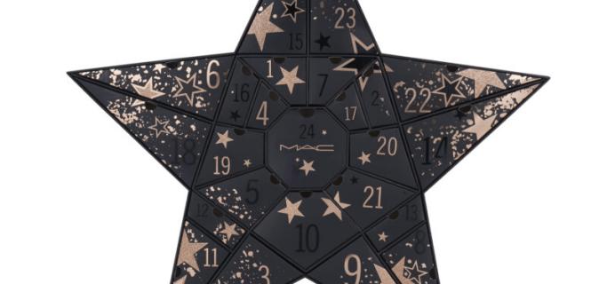 2019 MAC Advent Calendar Coming Soon + Full Spoilers! {UK}