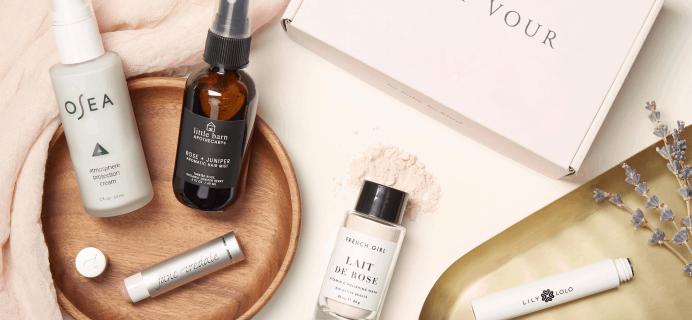 Petit Vour Plus Beauty Box Black Friday Deal: 25% Off Entire Subscription Coupon!