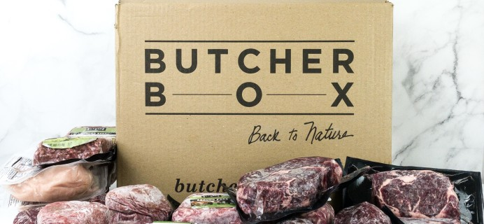 Butcher Box October 2019 Subscription Box Review + Coupon – CUSTOM BOX