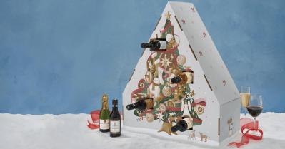 2019 Macy's Wine Advent Calendar Available Now!