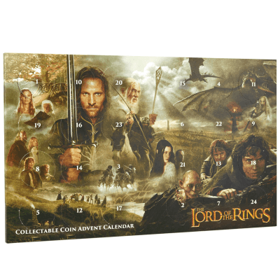 2019 Lord of the Rings Advent Calendar Available Now For Preorder!