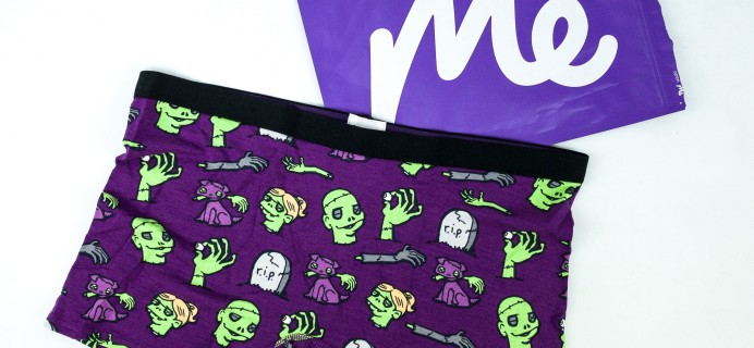 MeUndies October 2019 Subscription Review – Women's