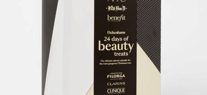 2019Debenhams Beauty Advent Calendar Available Now + Full Spoilers!