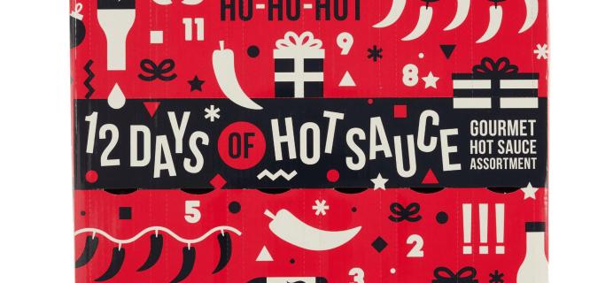 2019 World Market Hot Sauce Advent Calendar Available Now!