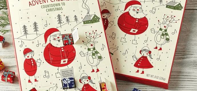 2019 Harry & David Chocolate Advent Calendar Available Now!
