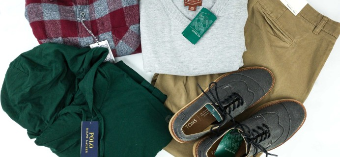 Stitch Fix Men November 2019 Review