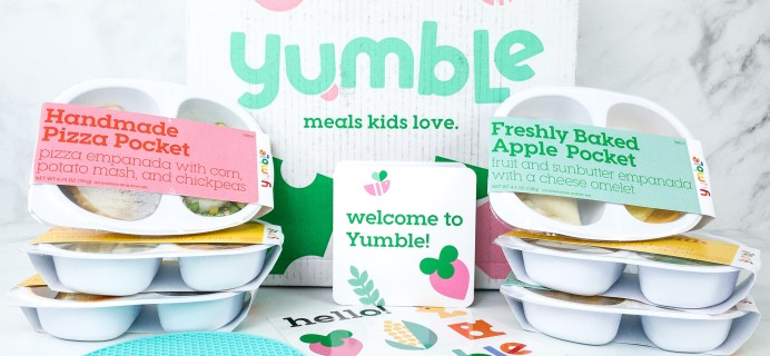Yumble Kids Black Friday Deal: Save $100 On Your First Four Weeks!
