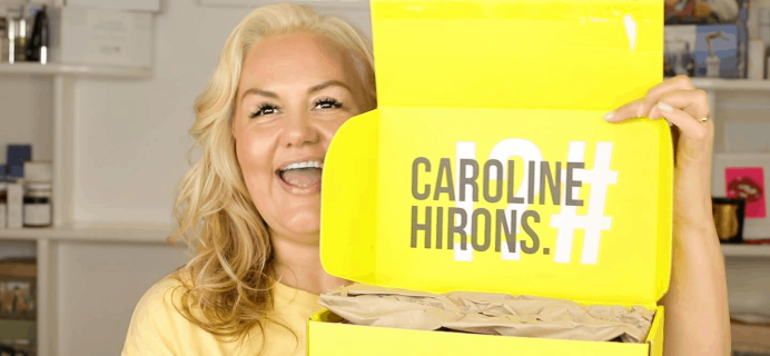 Caroline Hirons Winter 2019 Kit Available Now + Full Spoilers!