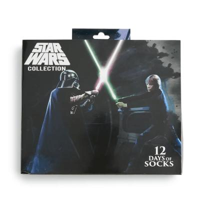 New 2019 Star Wars Socks Advent Calendar Available Now!