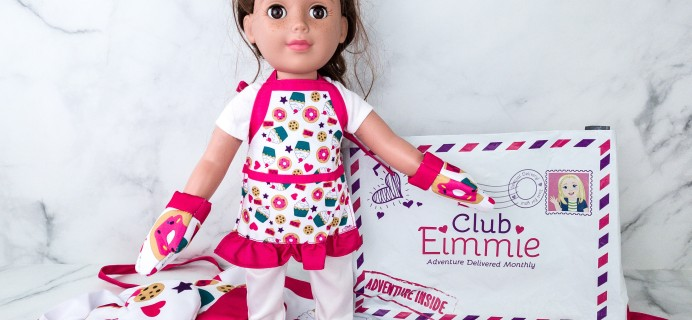 Club Eimmie October 2019 Subscription Box Review