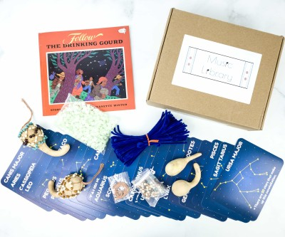 Music Library Subscription Box Review + Coupon – DRINKING GOURD