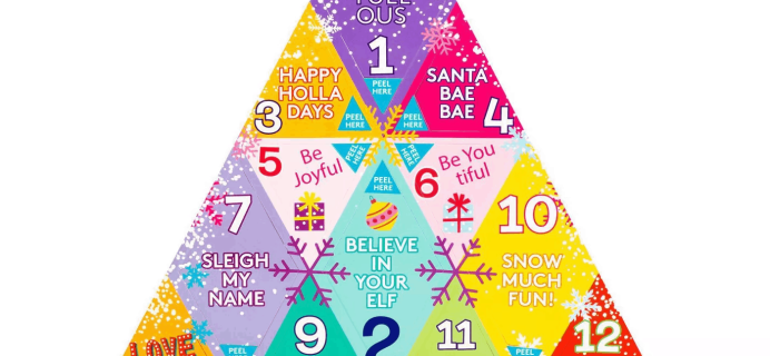2019 Target Lip Smacker Advent Calendar Available Now!