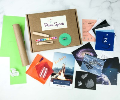 Plum Spark ROCKETS Box Review + Coupon
