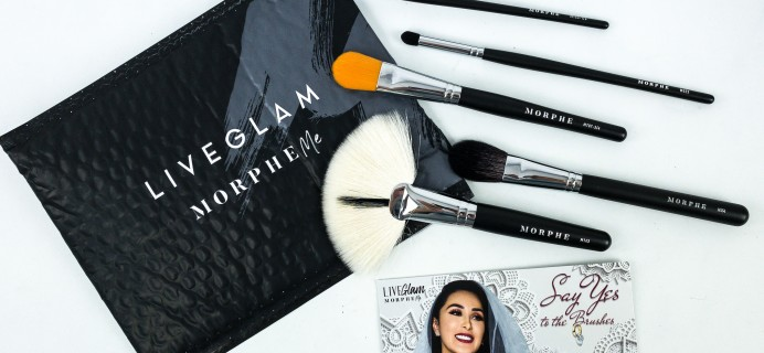 MorpheMe Brush Club Coupon: Free Brush + Up to $20 Off Subscription!