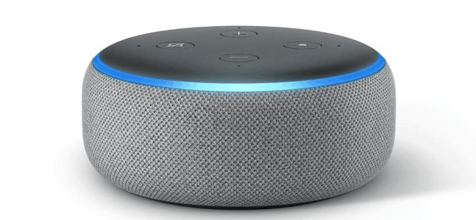 Amazon Music Unlimited Echo Dot + 1 Month Just $8.98!