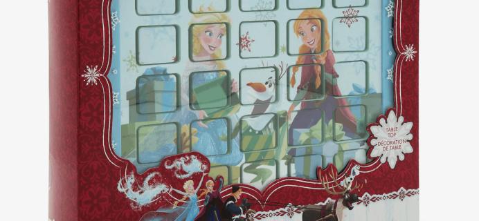 2019 Hot Topic Disney Frozen Advent Calendar Available Now!