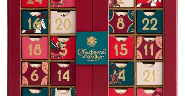 2019 Charbonnel et Walker Chocolate Advent Calendar Available Now!