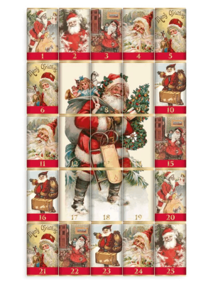 House Of Dorchester Chocolate Advent Calendar Available Now!