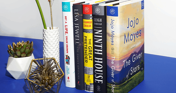 November 2019 Book of the Month Selection Time + First Month $9.99 Coupon!
