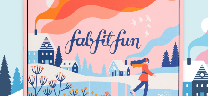 FabFitFun Winter 2020 Spoiler Clue + Coupon!