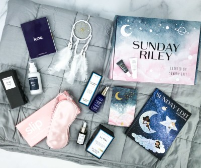 Sunday Riley Box Fall 2019 Review + Coupon