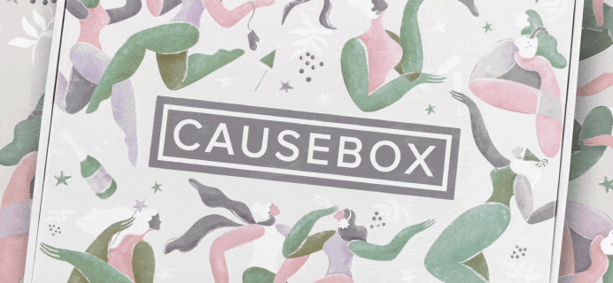 CAUSEBOX Holiday Add-On Market Day 1 Deal Available Now!