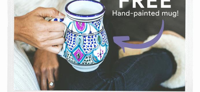 GlobeIn Coupon: Get FREE Mug!