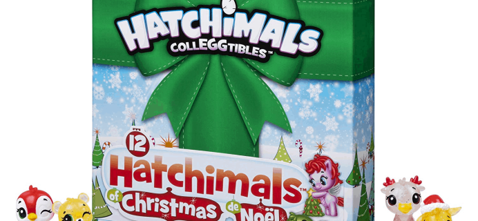 2019 Hatchimals Colleggtibles Advent Calendar Available Now!