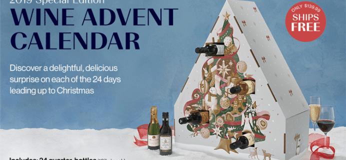 2019 Laithwaite Wine Advent Calendar Available Now + Spoilers!