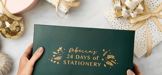 2020 Martha Brook Advent Calendar Available Now!