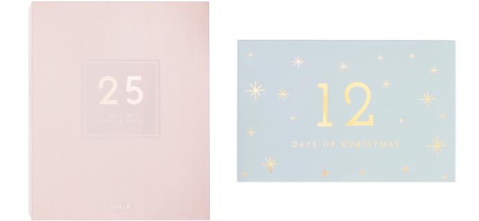 2019 KIKKI.K Stationery Lovers Advent Calendars Available Now!