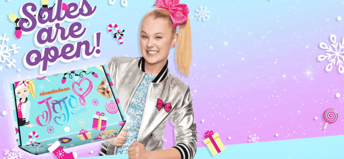 The Jojo Siwa Winter 2019 Box Full Spoilers!