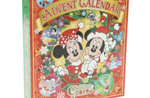 New 2019 Tokyo Disney Resort Disney Advent Calendar Available Now!