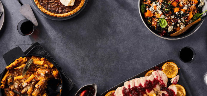 Plated Thanksgiving Day Menu Now Available + Coupon!