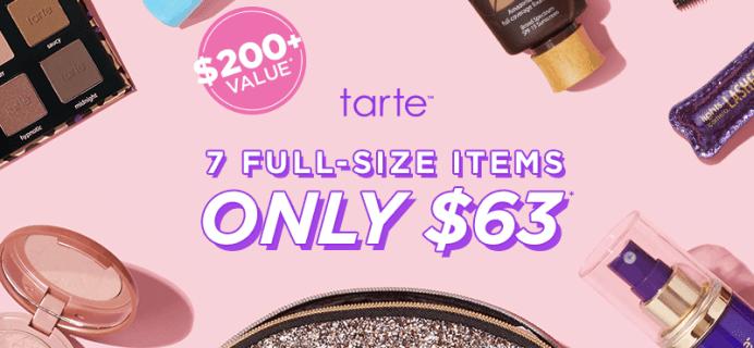 Tarte DIY Custom Beauty Box  – EXTENDED TODAY ONLY!