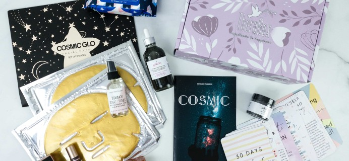 TheraBox October 2019 Subscription Box Review + Coupon