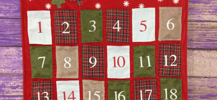 2020 Plum Deluxe Tea Advent Calendar Available Now!