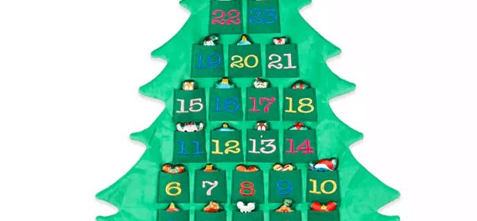 shopDisney Black Friday Deal: Mickey Mouse Plush Advent Calendar $24!