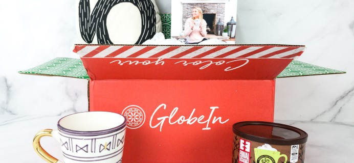 GlobeIn Artisan Box Club WARMTH November 2019 Review + Coupon