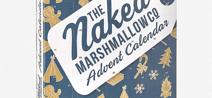 2019 The Naked Marshmallow Advent Calendar Available Now!