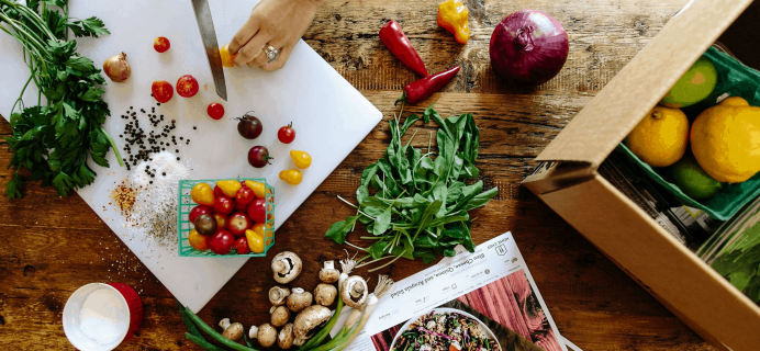 Home Chef Cyber Monday Deal: First Box FREE {You Pay Shipping}